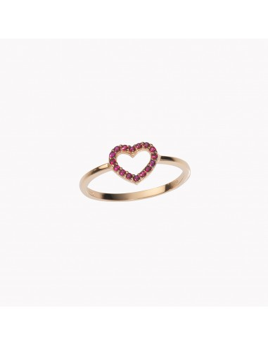 Anello cuore mini MyLove